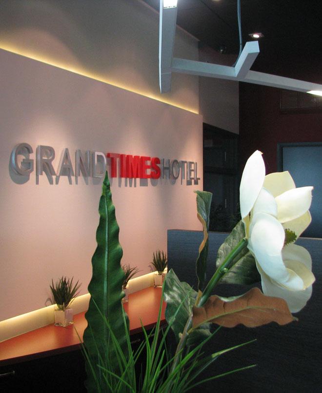 Grand Times Hotel Quebec City