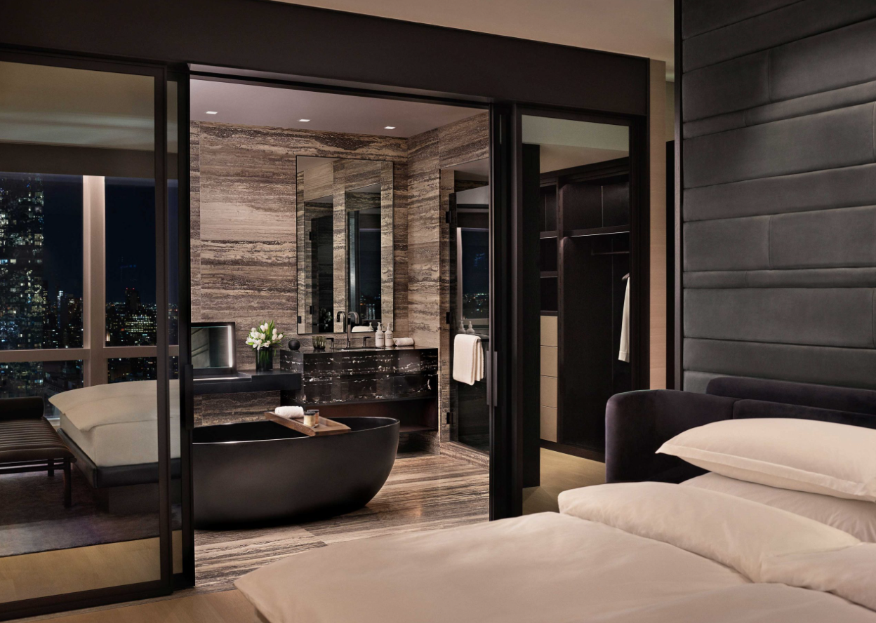 Equinox Hotel- Hudson Yards