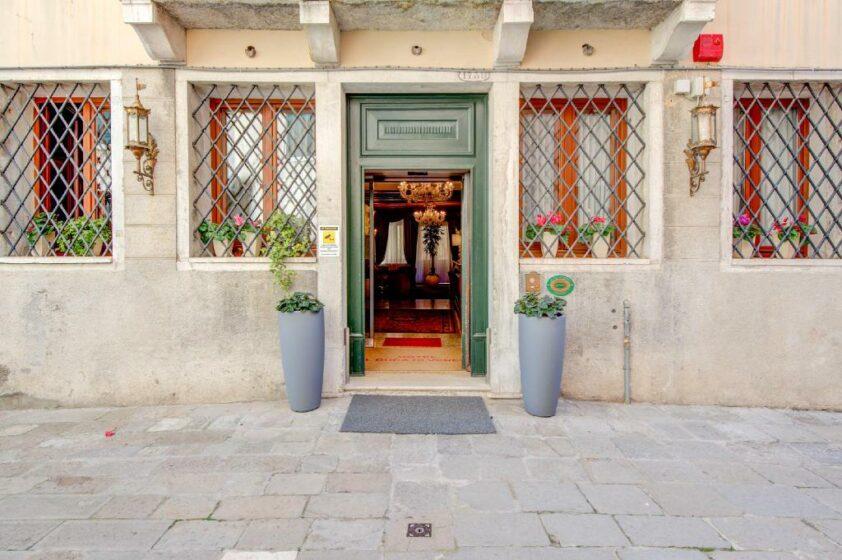 luxury hotel in Venice, Italy